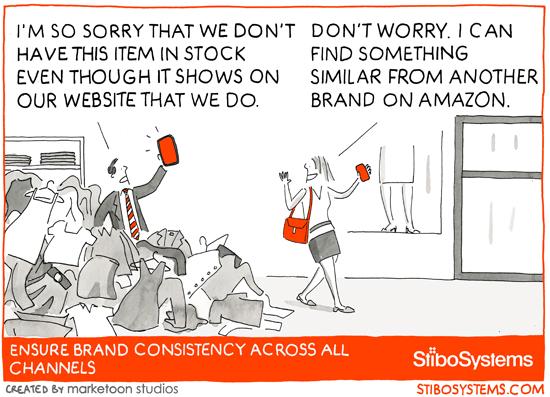Die Kunden sollen Ihre Marke erleben – nicht Ihre Vertriebskanäle