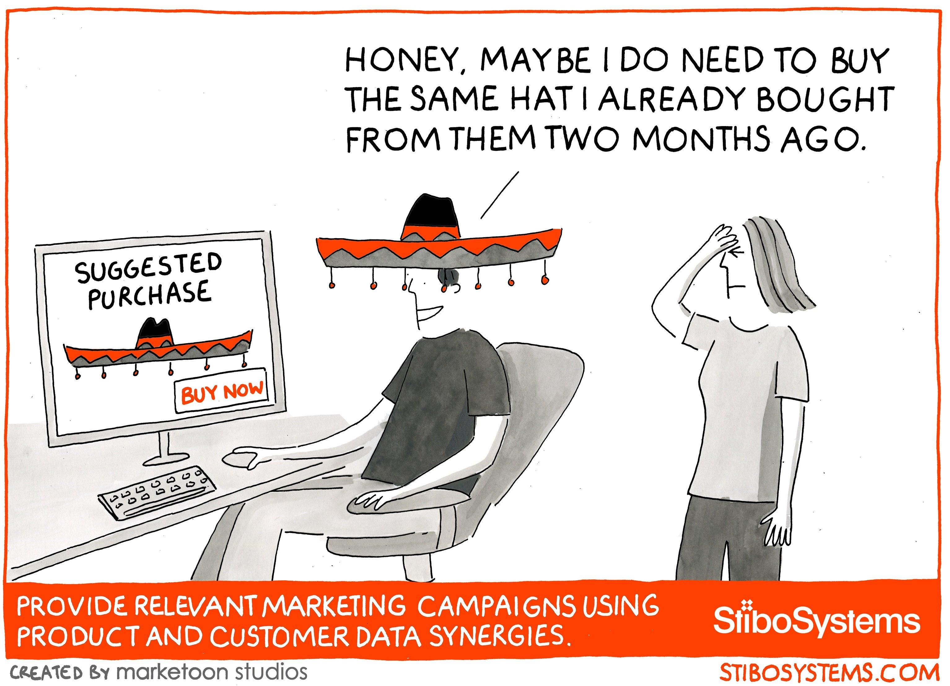 Datenmodelle im Hinblick auf durchgehend einheitliche Kundenprofile