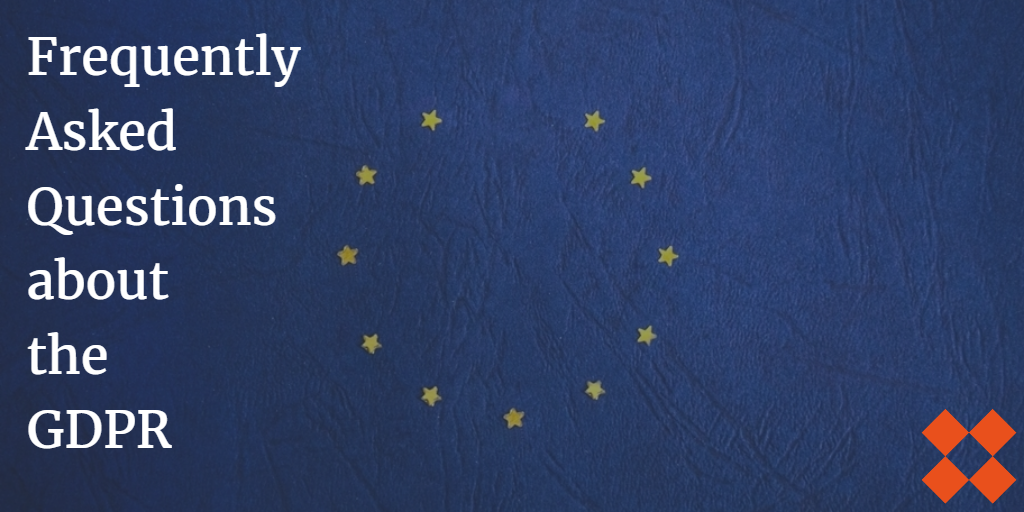 Die 3 häufigsten Fragen zur Datenschutz-Grundverordnung